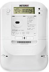 Digitaler Stromzähler Smart Meter